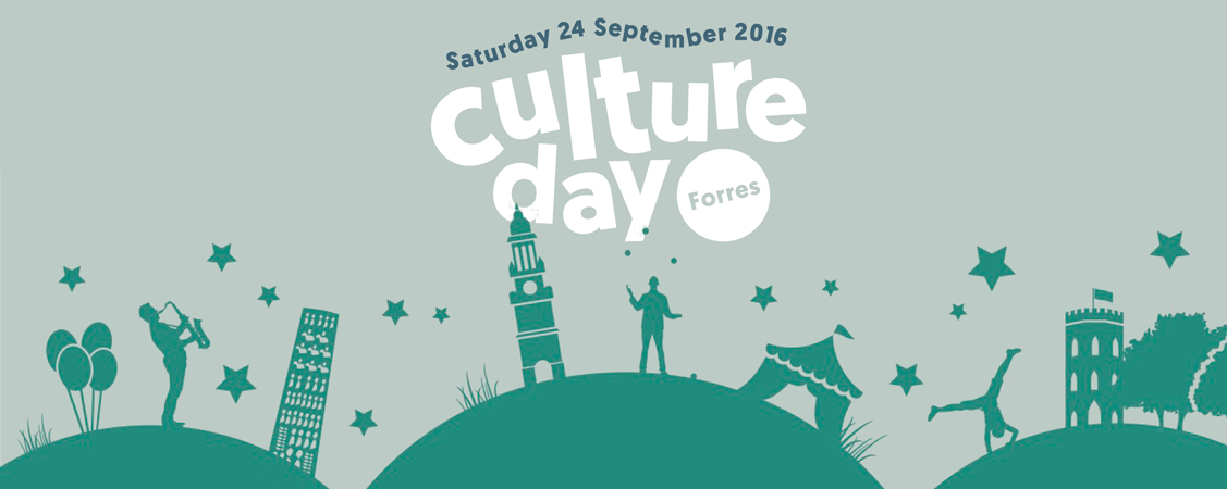 Culture Day Forres 2016