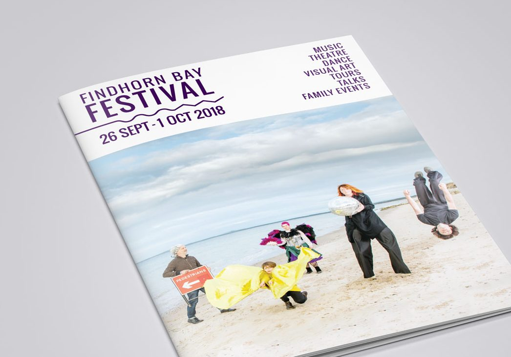 Image of the festival programme cover