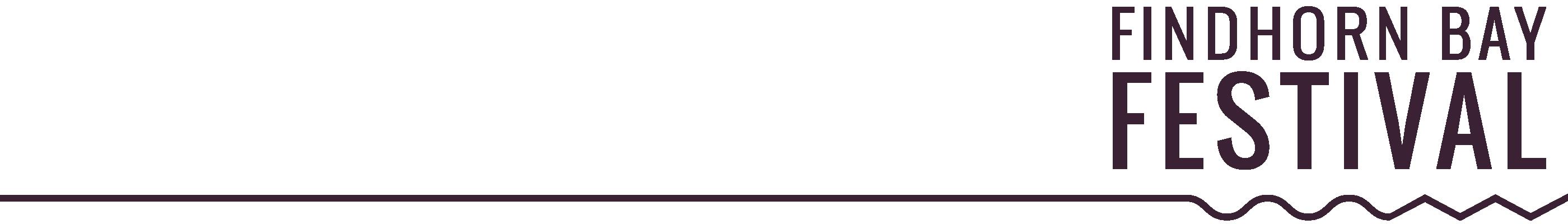 Findhorn Bay Festival Logo